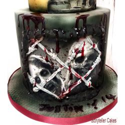 Small Crop Of Walking Dead Cake