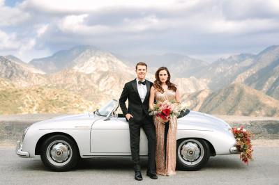 Classic & Vintage Wedding Car Rental | Vinty