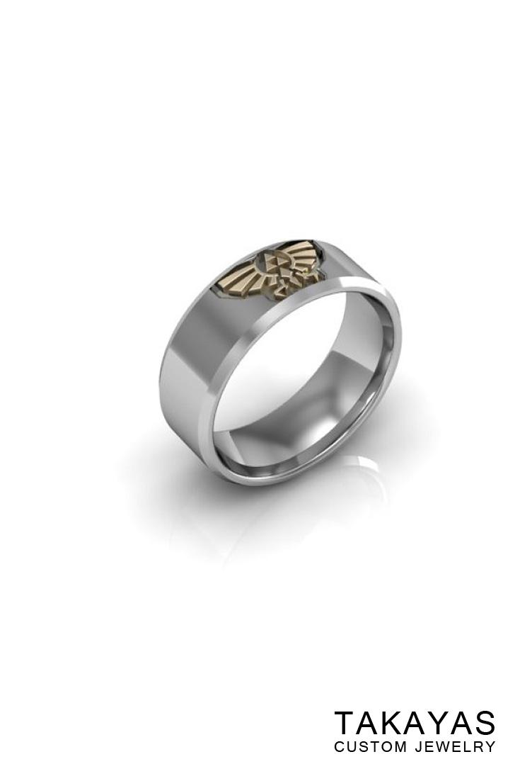 Large Of Zelda Wedding Ring