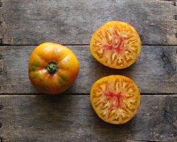 Small Of Mr Stripey Tomato