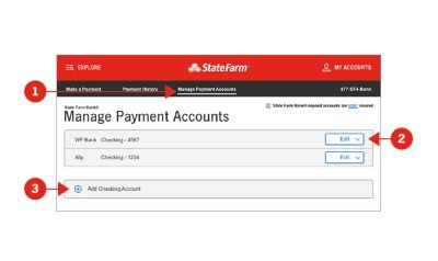 State Farm Bank® Vehicle Loan Payments – State Farm®
