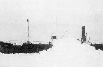 The still missing SS Baychimo