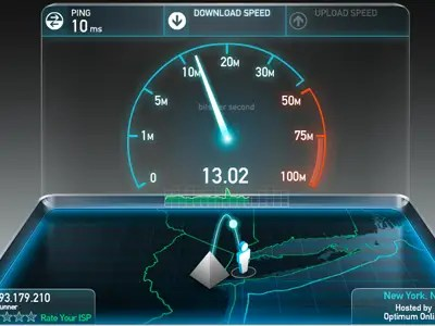How To Test Your Internet Connection Speed With SpeedTest - Business Insider