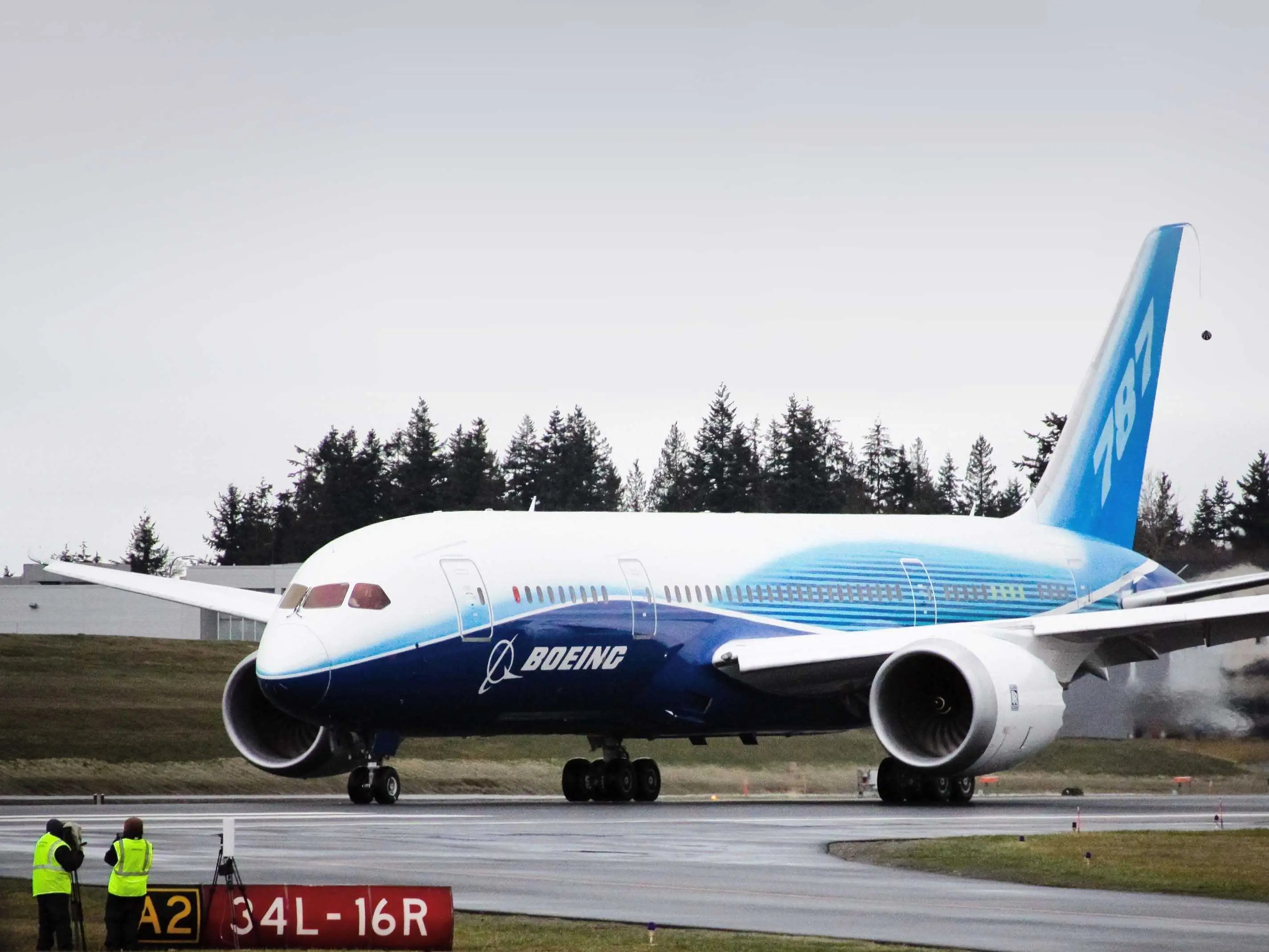 The Boeing 787-8 Dreamliner first flew in 2009 and the composite bodied airliner is renowned for its range, comfort, and fuel efficiency. But unlike its passenger ferrying compatriots, the BBJ version carries far fewer people, but is packed with a ton more features.