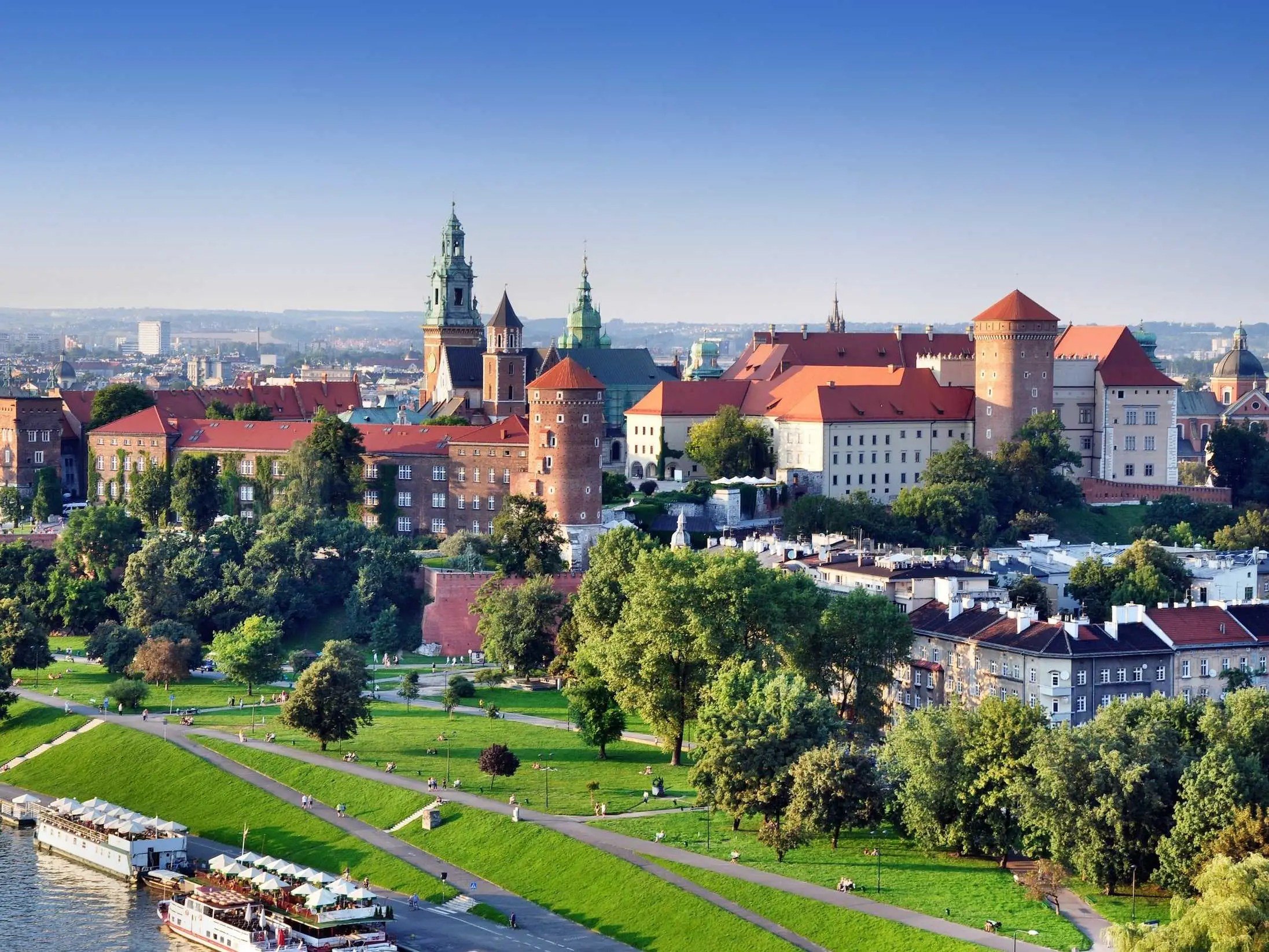 7. Kraków, Poland