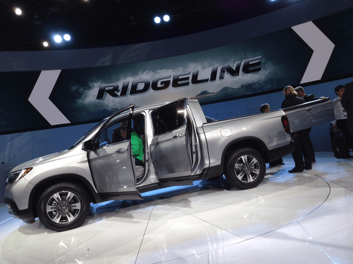 But for more less-aggressive truck buyers, the new Honda Ridgeline pickup will do. It has a cult following.