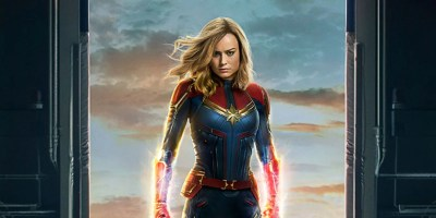 First Captain Marvel Movie Poster Released By Disney | CBR