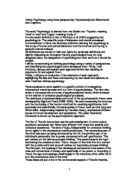 order college research proposal 20 days Standard Turabian double spaced American
