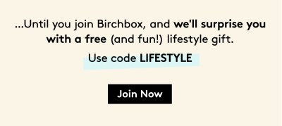 Birchbox Coupon – Free Mystery Lifestyle Gift with ...