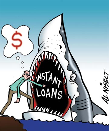Loan sharks under spotlight   Stuff.co.nz