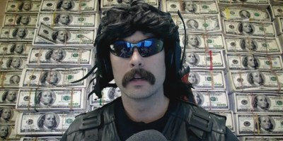 Dr DisRespect Stops Twitch Stream When Gunfire Strikes His House