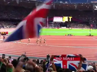 Video Of Jessica Ennis Heptathlon From The Stands ...