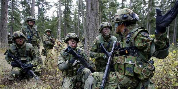 japan army self defense force