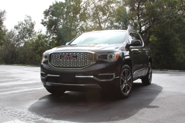 2017 GMC Acadia   Overview   CarGurus Picture of 2017 GMC Acadia