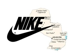Nike is bigger than Paraguay