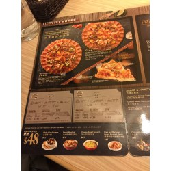 Small Crop Of Pizza Hut Sizes