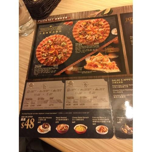 Medium Crop Of Pizza Hut Sizes