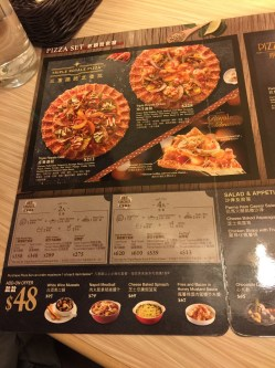 Small Of Pizza Hut Sizes