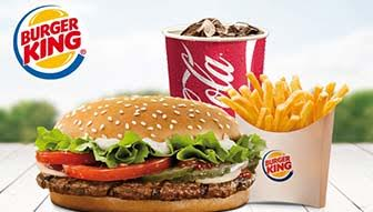 BurgerKing 25% Cashback with Mobikwik wallet