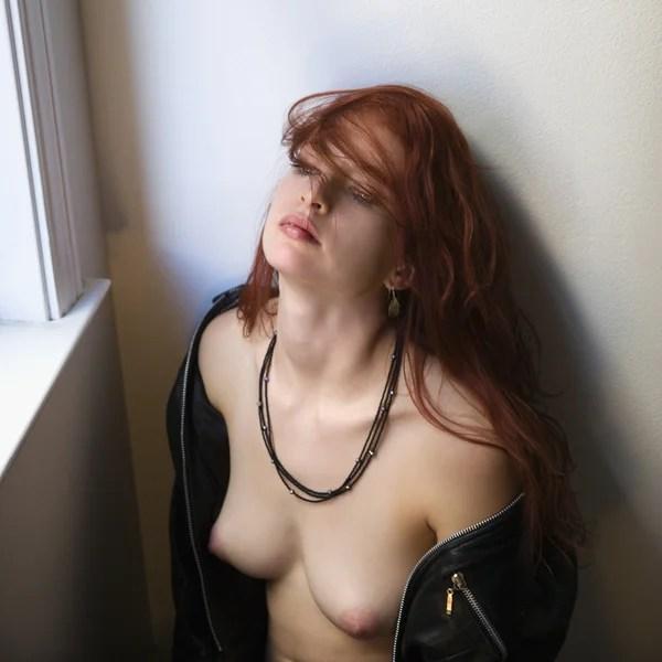 partially nude women over 60