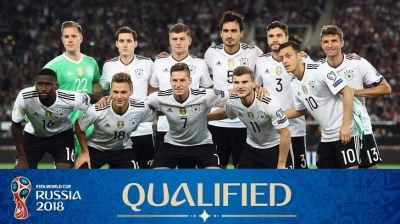 FIFA World Cup 2018 : Germany Team Review