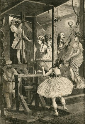 Random Research: A Short History of Pantomime (3/4)