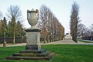 Schlosspark Pillnitz: Entwicklung der Besucherzahlen