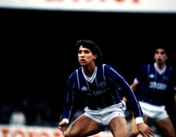 Gary Lineker, Leicester City