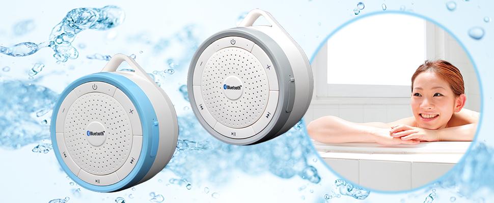 Bluetooth 防水スピーカー