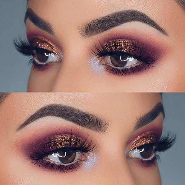 21 Insanely Beautiful Makeup Ideas for Prom - crazyforus