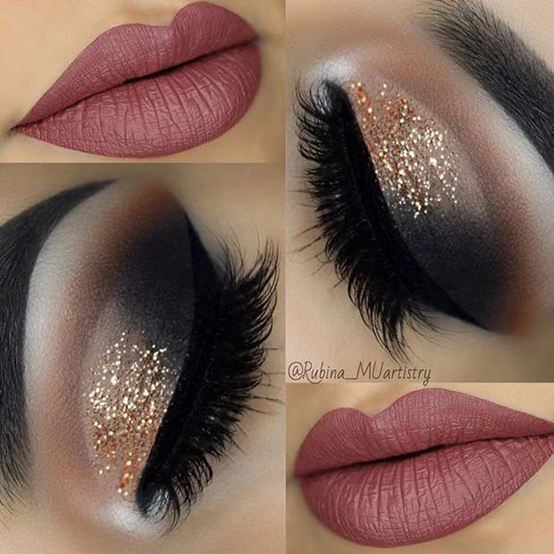 21 insanely beautiful makeup ideas for prom � obsigen