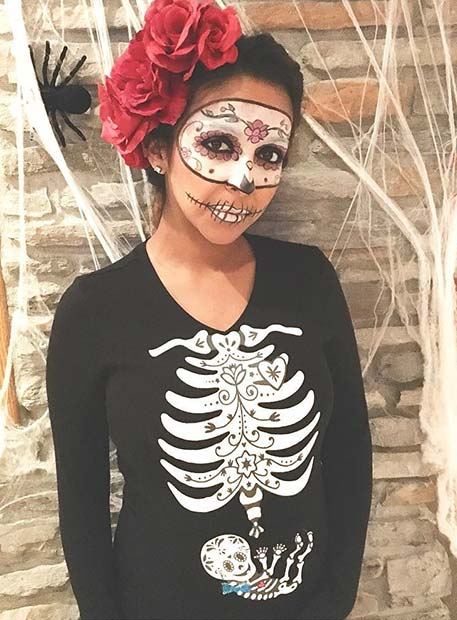 10 Halloween Costumes for Pregnant Women