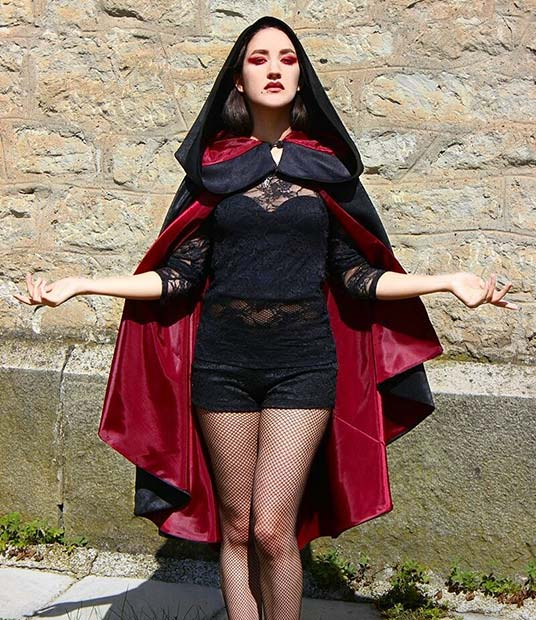 Gothic Costume for Halloween