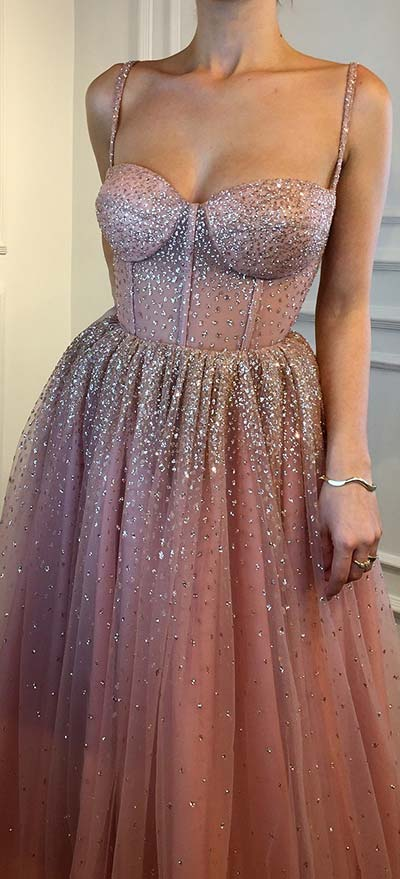 Sparkling Princess Prom Dress