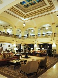 Hotel Blackhawk in Davenport, Iowa