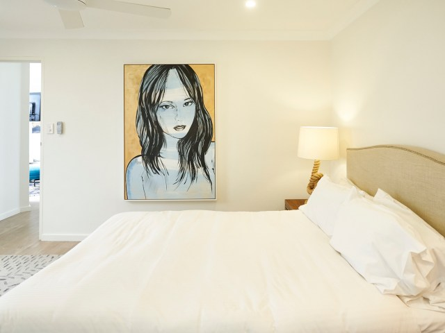 Bondi Beach Bedroom