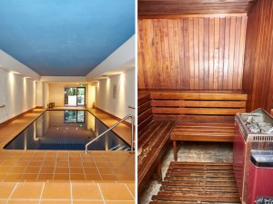 Potts Point Swimming Pool and Sauna