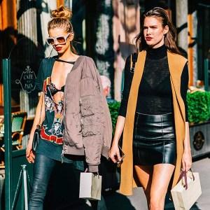 street-style-calca-couro-saia-couro-bomber-jacket