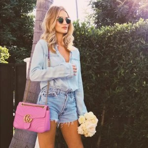 rosie-huntington-whitely-bolsa-gucci