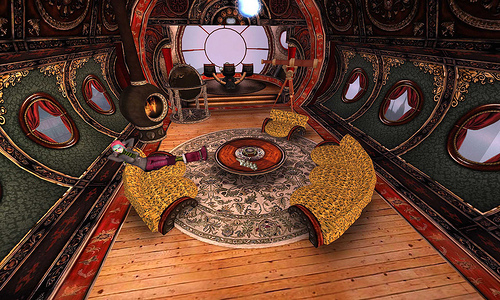 Ways to add steampunk styling to your bedroom steampunk chicago - Steampunk bedroom ideas ...