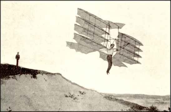 chanute multi wing