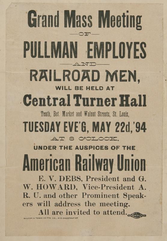 Pullman Meeting