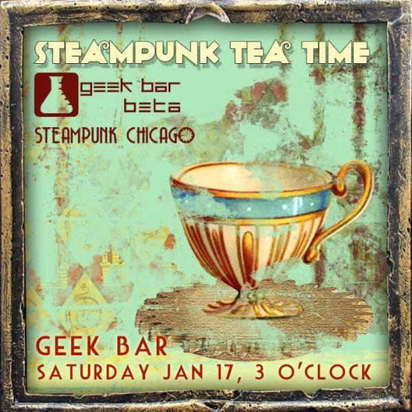 Tea Time Jan 2014