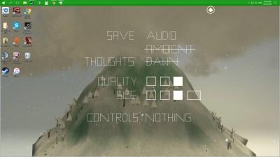 Steam Community :: Guide :: Running Mountain (steam game) using wallpaper engine
