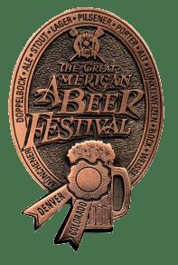 Great American Beer Festival Steamworks Brewing Company Bronze Winner