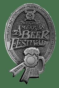 Great American Beer Festival Steamworks Brewing Company Silver Winner