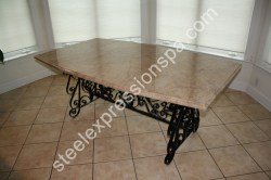 Small Of Wrought Iron Furniture