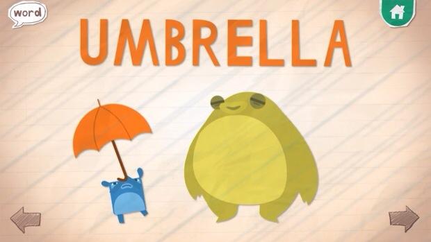 Endless Alphabet humorous animation