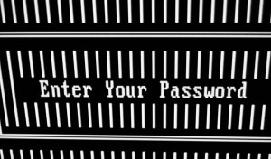 Three Things You Need To Know About Strong Passwords