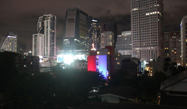Übernachtung in Bangkok 10 Euro